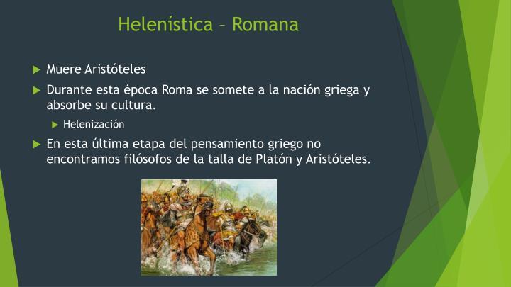 Helenística