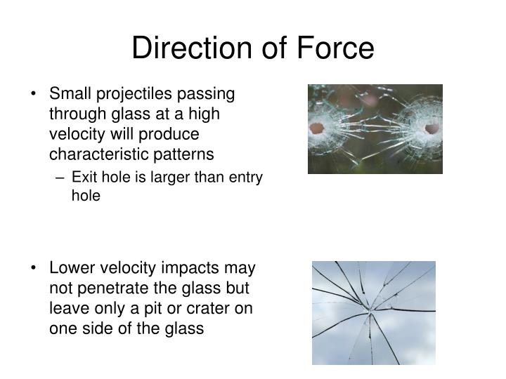 Direction of Force