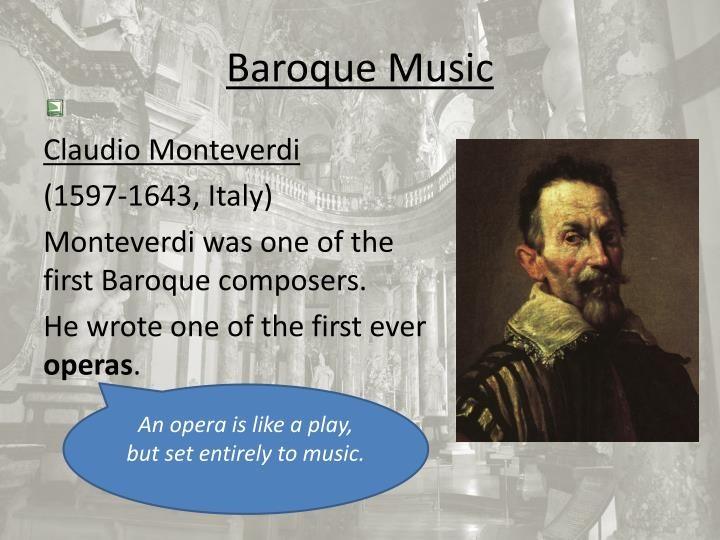 Baroque music1