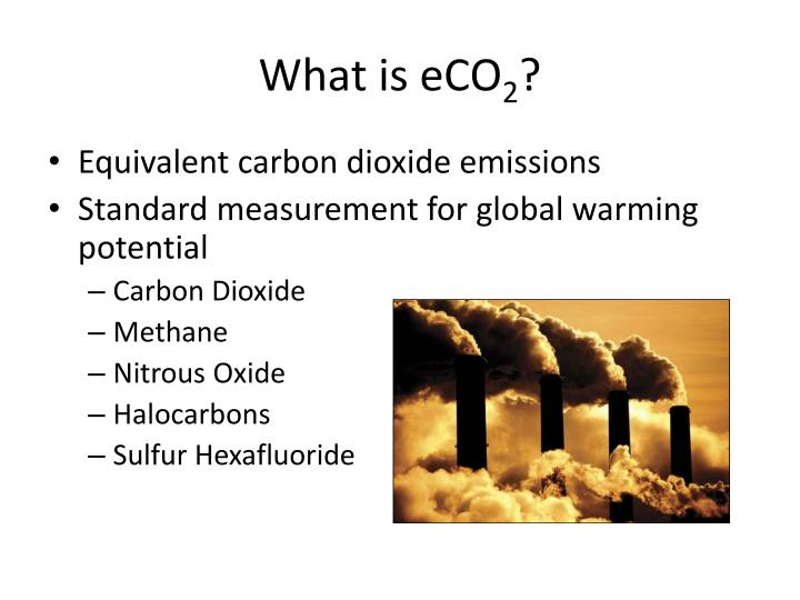What is eCO