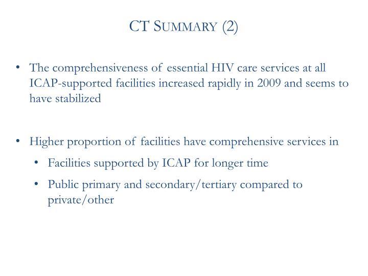 CT Summary (2)