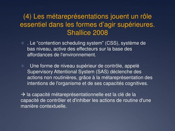 (4) Les