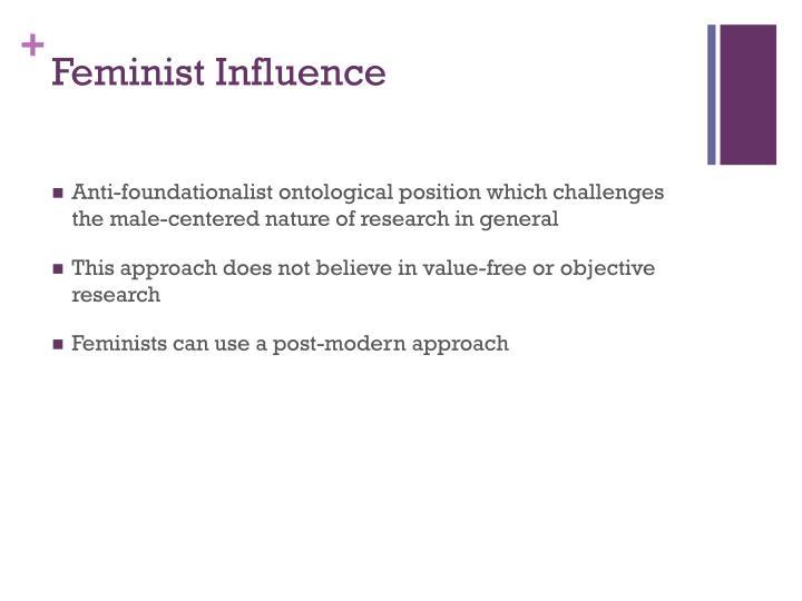 Feminist Influence