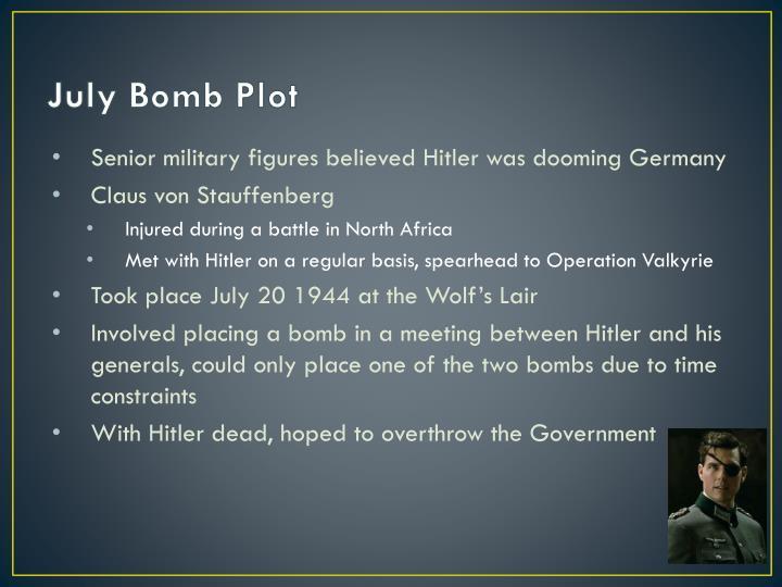 July Bomb Plot