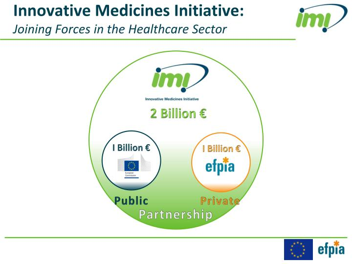 Innovative Medicines Initiative: