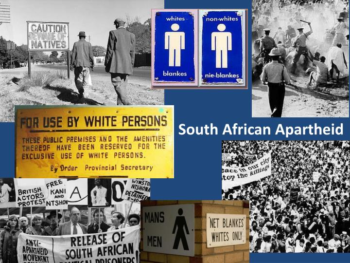 South african apartheid