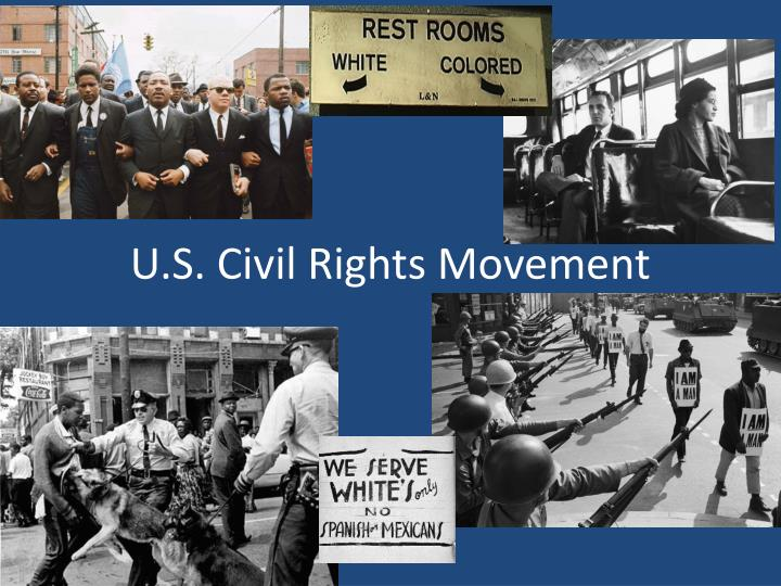 U s civil rights movement