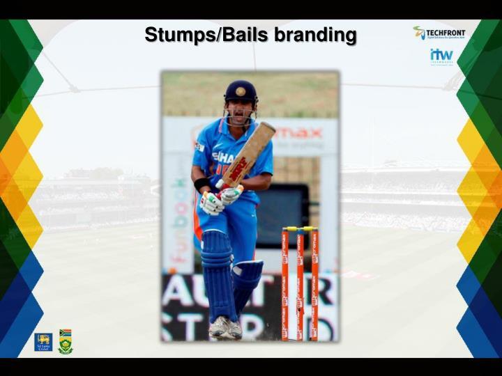 Stumps/Bails