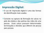 impress o digital3