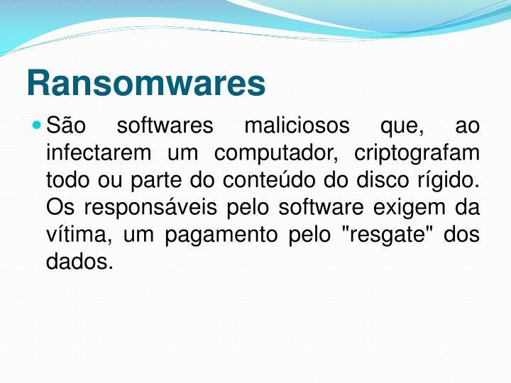 Ransomwares