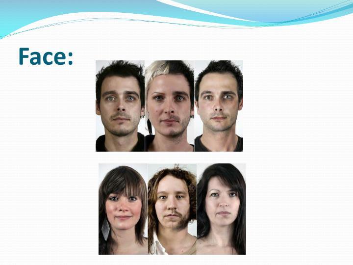 Face: