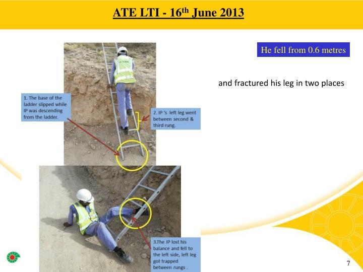 ATE LTI - 16