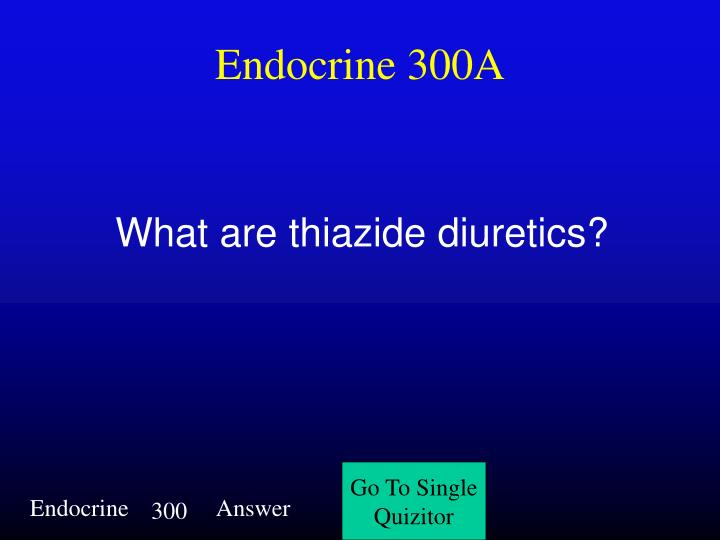 Endocrine 300A