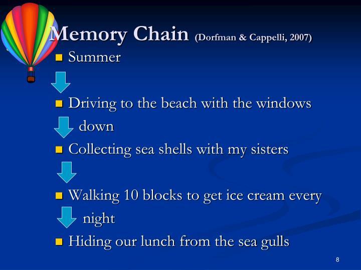 Memory Chain