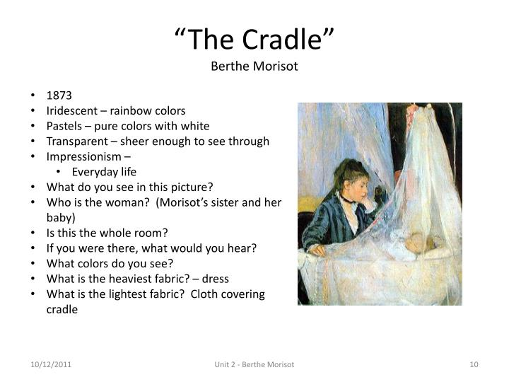 """The Cradle"""