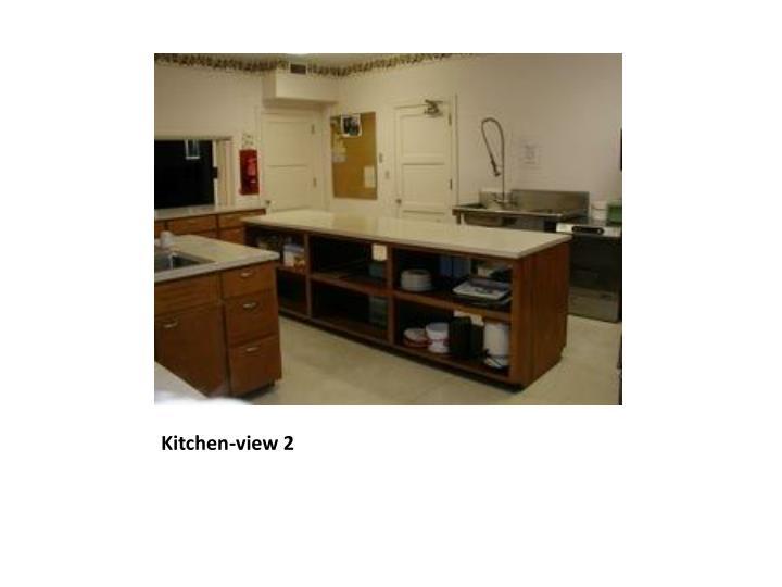 Kitchen-view 2