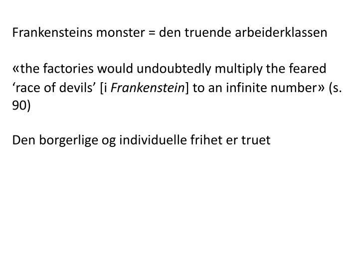 Frankensteins