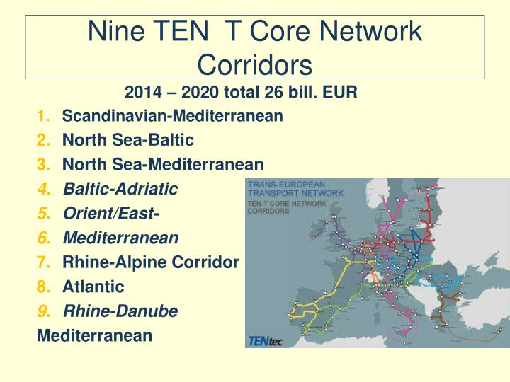 Nine TEN  T Core