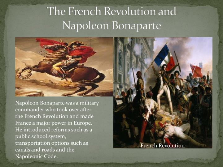 history of french revolution and napoleon