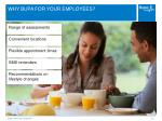 why bupa for your employees