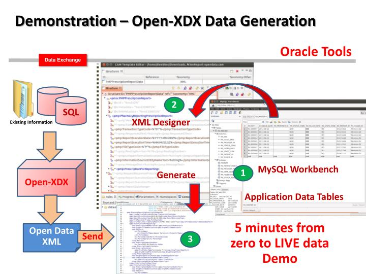 Demonstration – Open-XDX Data Generation