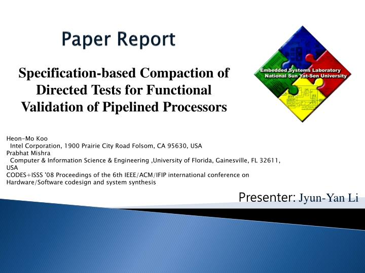 research paper intel corporation Graphics research scientist intel corporation  this paper presents a fast parallel method to compute the solution of the radiative transport equation in inhomogeneous participating media.