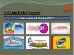 a s infotech clientele3