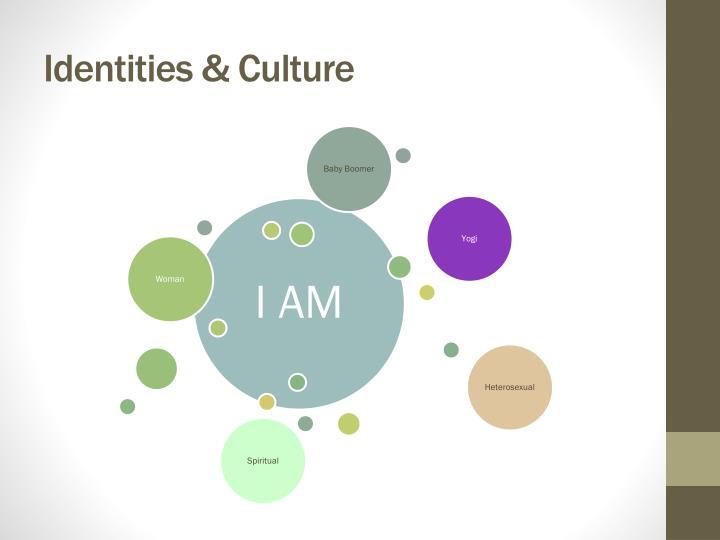 Identities & Culture