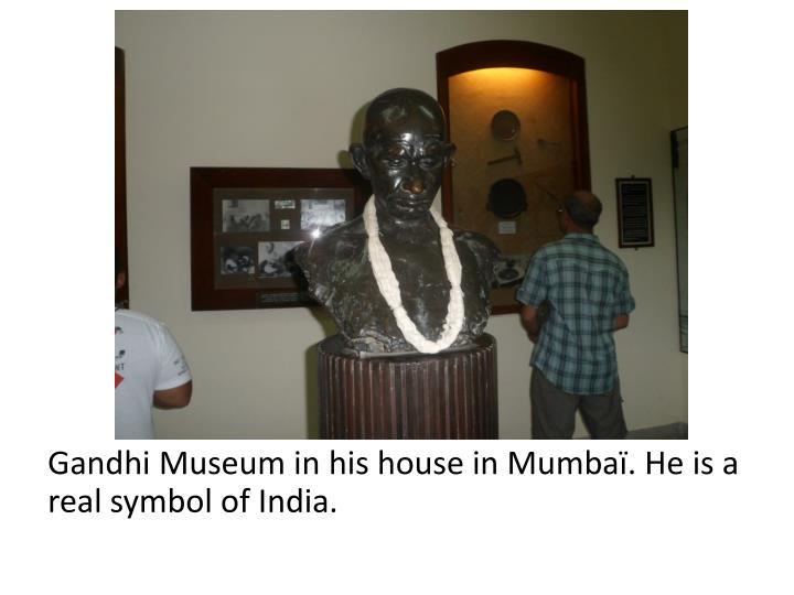 Gandhi Museum in