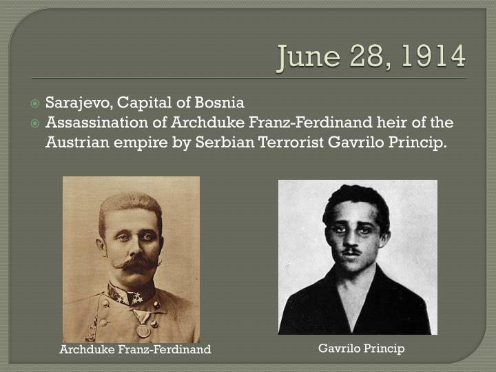 June 28, 1914