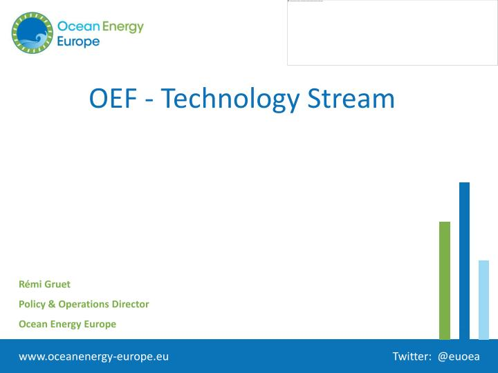 Oef technology stream