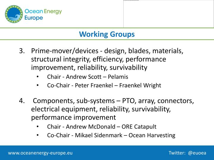 Prime-mover/devices - design