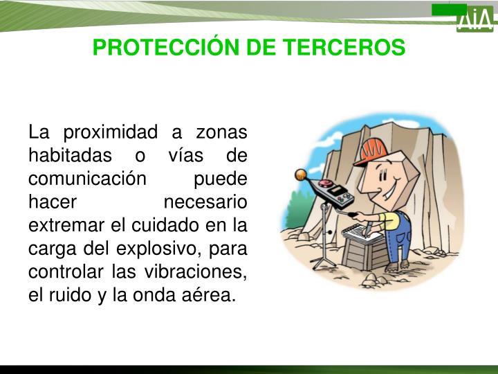 PROTECCIÓN DE TERCEROS