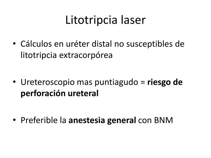 Litotripcia