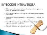 inyecci n intravenosa1