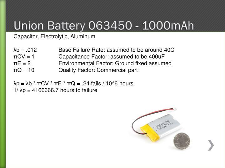 Capacitor, Electrolytic, Aluminum
