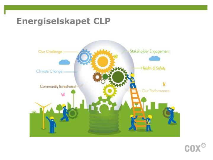 Energiselskapet CLP