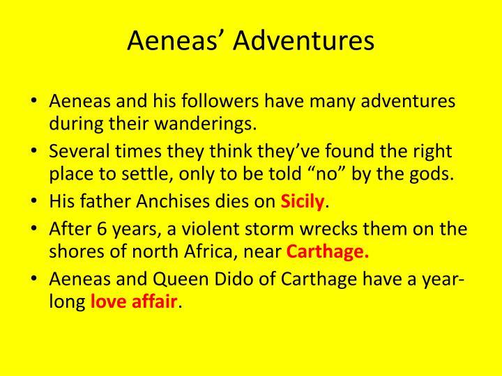 aeneas and creusa relationship