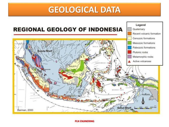 GEOLOGICAL DATA