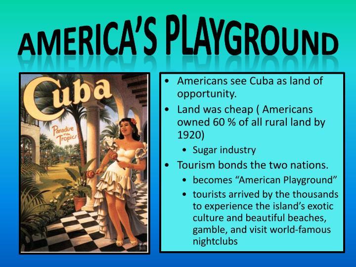 America's Playground