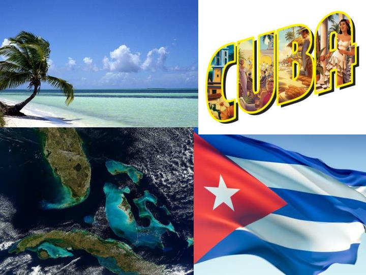 What do you notice about cuba s location