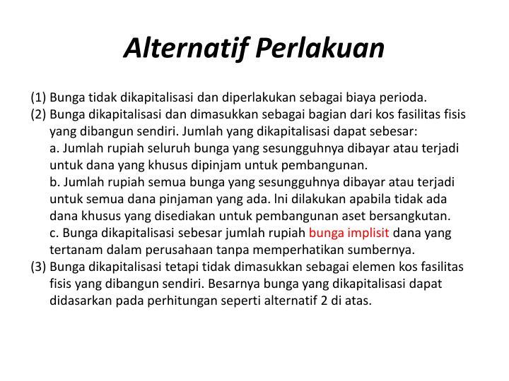 Alternatif