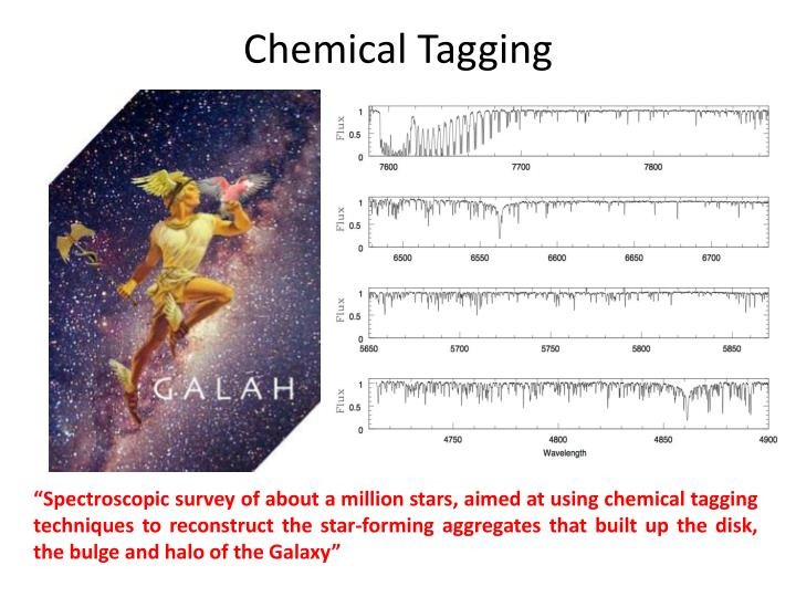 Chemical Tagging