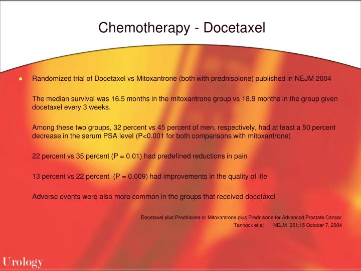 Chemotherapy -