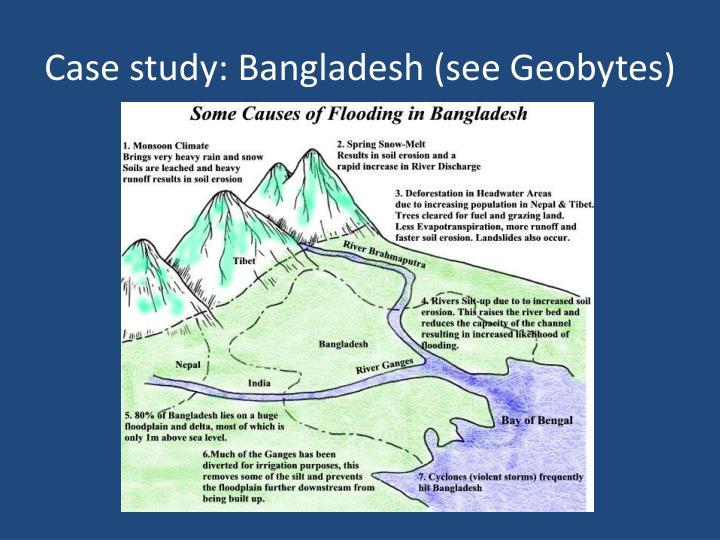 Case study: Bangladesh (see