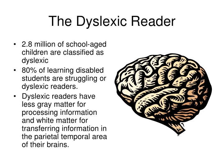 The Dyslexic Reader