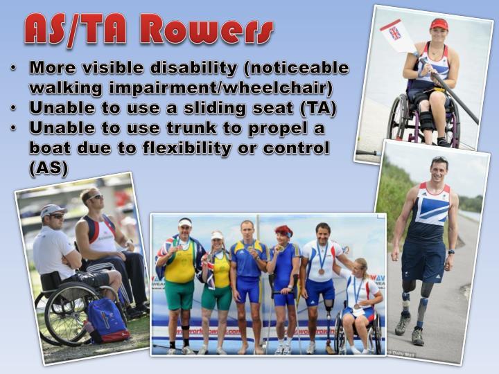 AS/TA Rowers