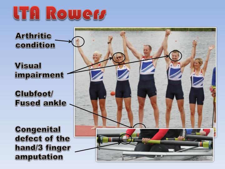 LTA Rowers