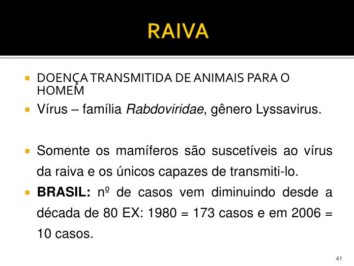 RAIVA