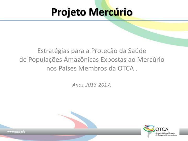 Projeto Mercúrio